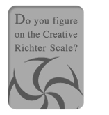 Do you figure on the Creative Richter Scake?